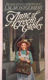 Anne of Green Gables cover from Goodreads
