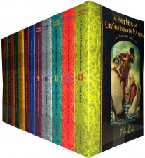 Series of Unfortunate Events Box Set Thumb