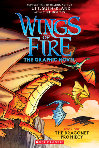 Wings of Fire Graphic Novel Book 1