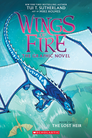 Wings of Fire Graphic Novel Book 2