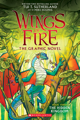Wings of Fire Graphic Novel Book 3