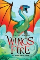 Wings of Fire The Hidden Kingdom Book 3