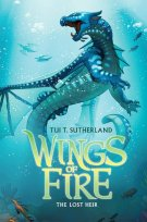 Wings of Fire The Lost Heir Book 2