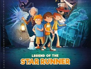 Cover of Legend of the Star Runner