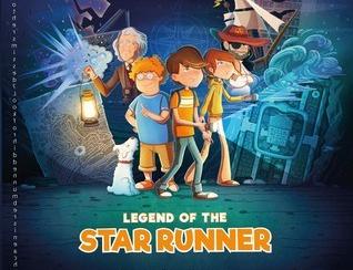 Cover of Legend of the Star Runner