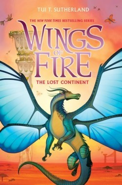 Wings of Fire The Lost Continent Book 11