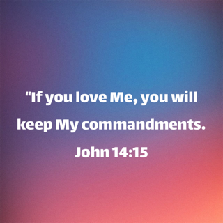 Bible Meme John 14 15