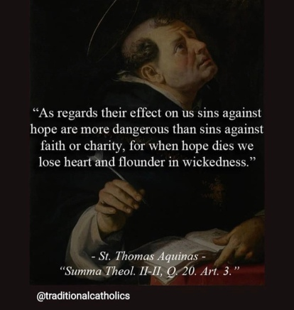 Hope by Thomas Aquinas