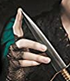 Cover Image Hand and Knife